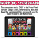 Nonfiction Text Structure Game Show PowerPoint   Test Prep Review Activity
