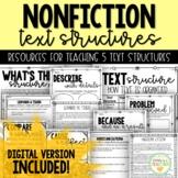 Nonfiction Text Structure Guide - Grades 4-6