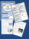 Text Structure-Informational Article, Writing Frames & Scaffolding Support Page