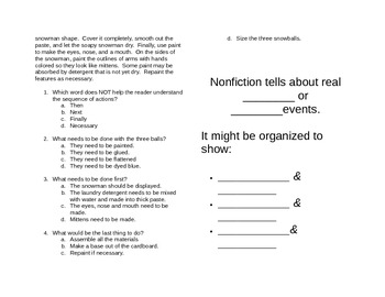Text Structure Interactive