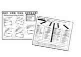 Text Structure - Interactive Notebook Student Page and Practice Page