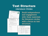 Text Structure Literature Circles