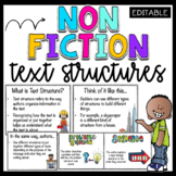Nonfiction Text Structure