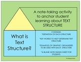 Text Structure Note-Taking