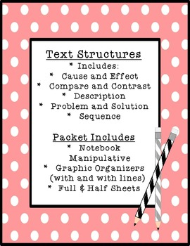 Text Structure Package