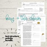 Text Structure Passages Activity Bundle
