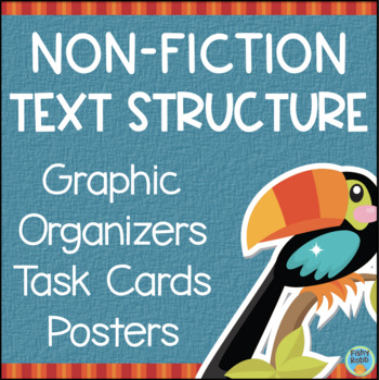 Informational Text Structure Activities
