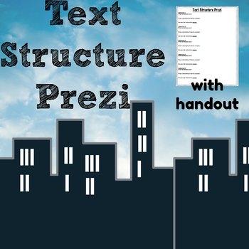 Text Structure Prezi 2