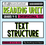Text Structure (RI.4.5 and RI.5.5)