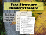 Text Structure Readers Theatre