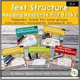 Text Structure Flip Books Bundle
