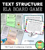 Text Structure Review Game