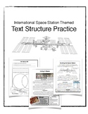 Text Structure Review: International Space Station Themed