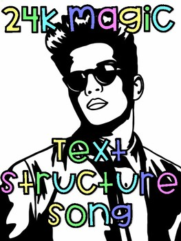 Text Structure Song