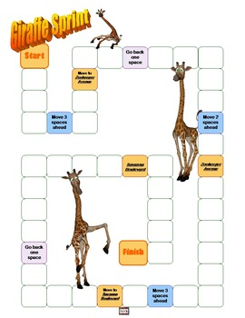 Text Structure Task Cards  - Animal Themed!!!!