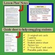 Text Structure Task Cards for the Middle and High School Student