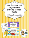 Text Structure and Organizational Patterns Teaching Bundle