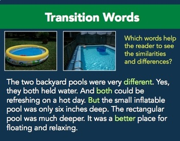 Text Structure for Young Readers
