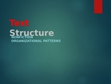 Text Structure/Organization intro and practice