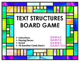 Text Structures Board Game
