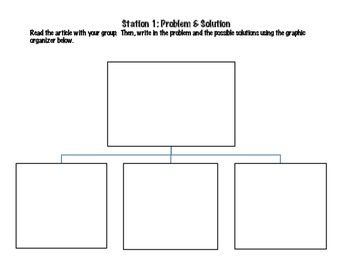 Text Structures Packet