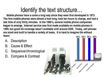 Text Structures Practice