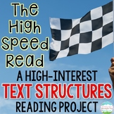 Text Structures Project | Distance Learning