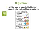 Text Structures (nonfiction) 2015