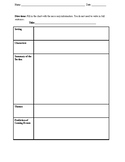 Text Summary Sheet