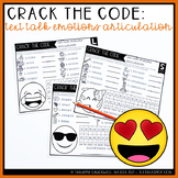 Text Talk Emotions Articulation: Crack the Code