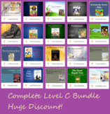 BUNDLE Text Talk Level C | Tier 2 Vocabulary | Collaborative Conversations