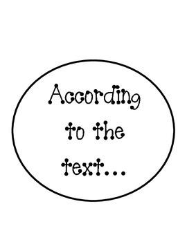Text Talk Moves