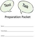 Text Talk Packets