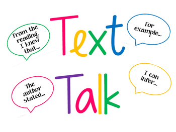 Text Talk Posters
