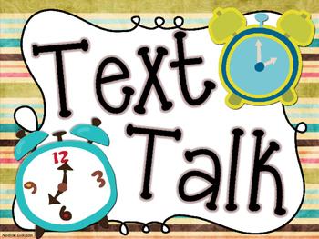 Text Talk Time