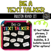 Text Talker Bulletin Board Set
