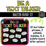 Text Talker Bulletin Board Set