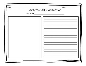 Text- To- Self Connection