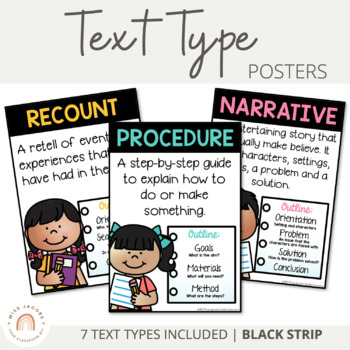 Text Type Posters