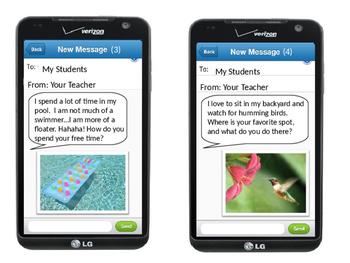 Text Your Teacher
