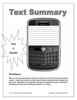 Text a Teacher