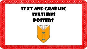 Text and Graphic Features