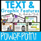 Text and Graphic Features Powerpoint