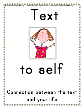 Text connections posters