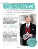 Text in French + activities + Teacher's preparation: Václav Havel