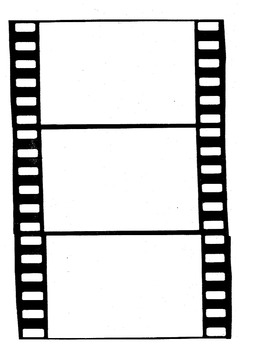 Text to Filmstrip - For Usage with any story or poem