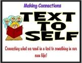 Text to Self Connectio Poster