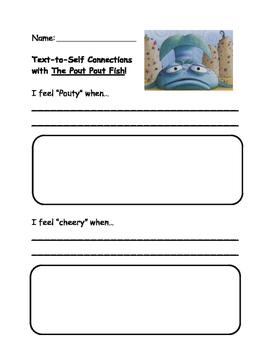 Text-to-Self Connections: Pout Pout Fish