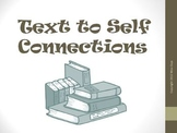 Text to Self Connections Activity