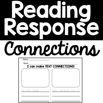 Text To Self Connections Sheet By Ms Knopf Teachers Pay Teachers
